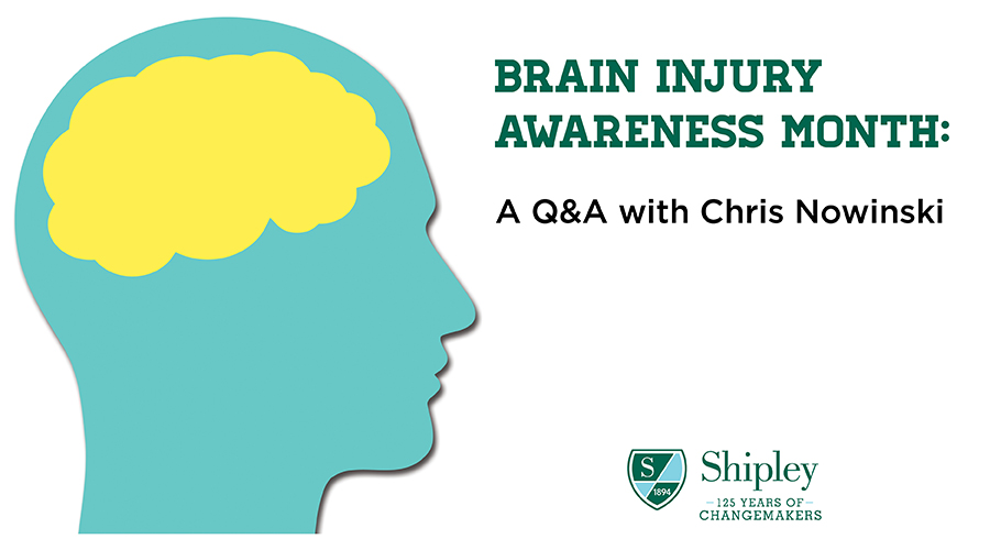 Brain Injury Awareness Month: A Q&A with Chris Nowinski
