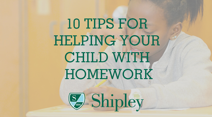 Winning the Homework Battle: 10 Tips for Helping Children with Homework