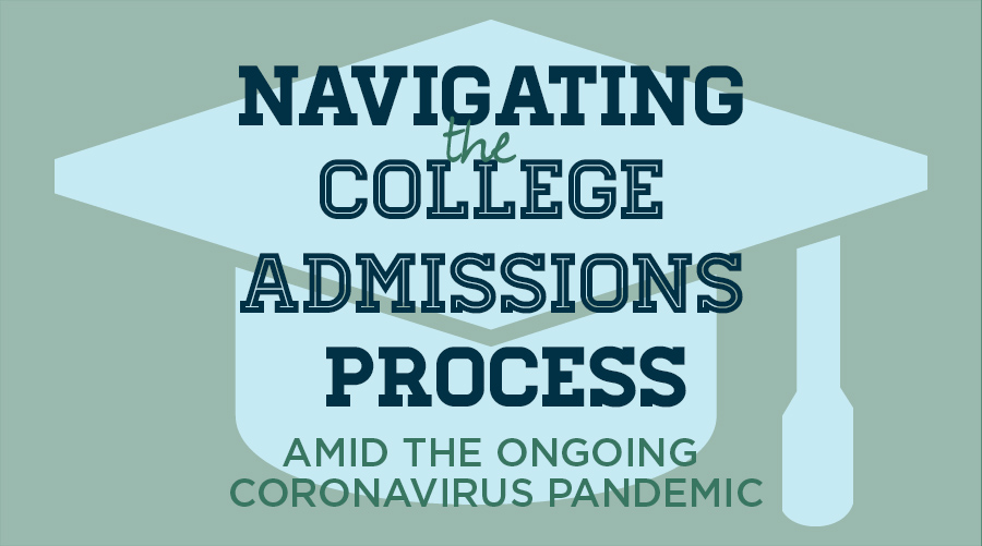 5 Tips for Navigating the College Admissions Process amid the Ongoing Coronavirus Pandemic