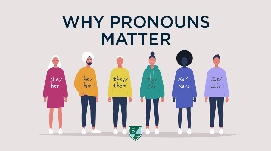 Why Pronouns Matter