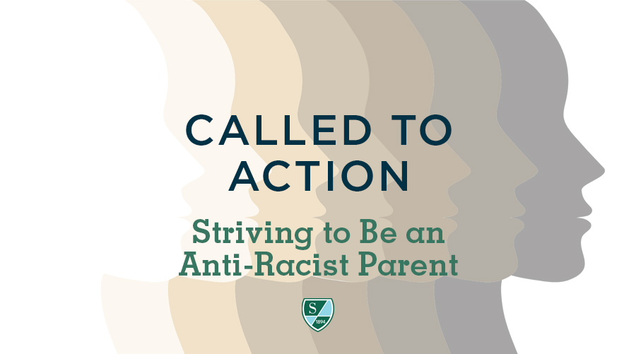 Called to Action: Striving to Be an Anti-Racist Parent