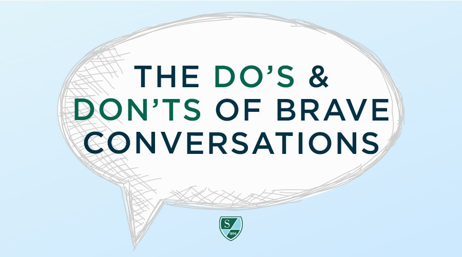 The Do's and Don'ts of Facilitating Brave Conversations with Kids