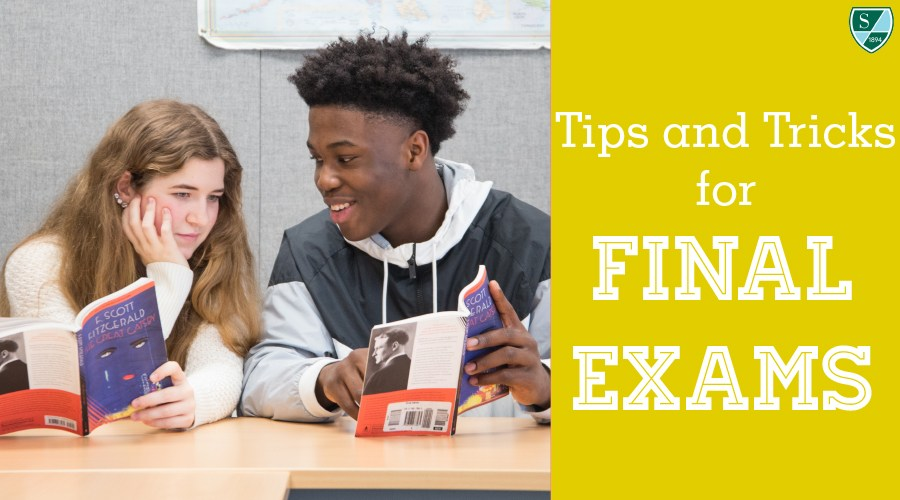 Tips and Tricks for Final Exams