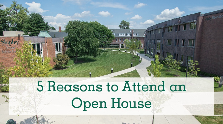 Five Reasons to Attend an Independent School Open House