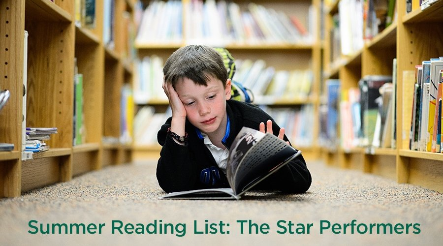 Summer Reading List: The Star Performers