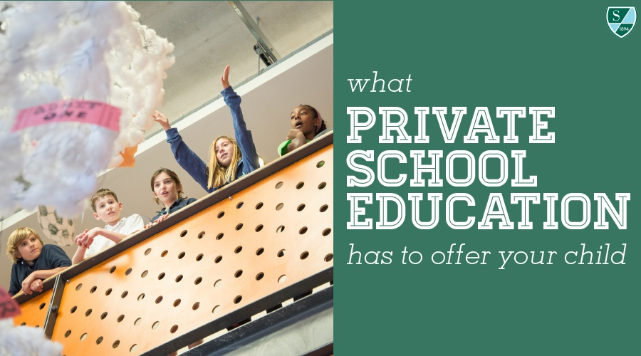 What Private School Education Has to Offer Your Child