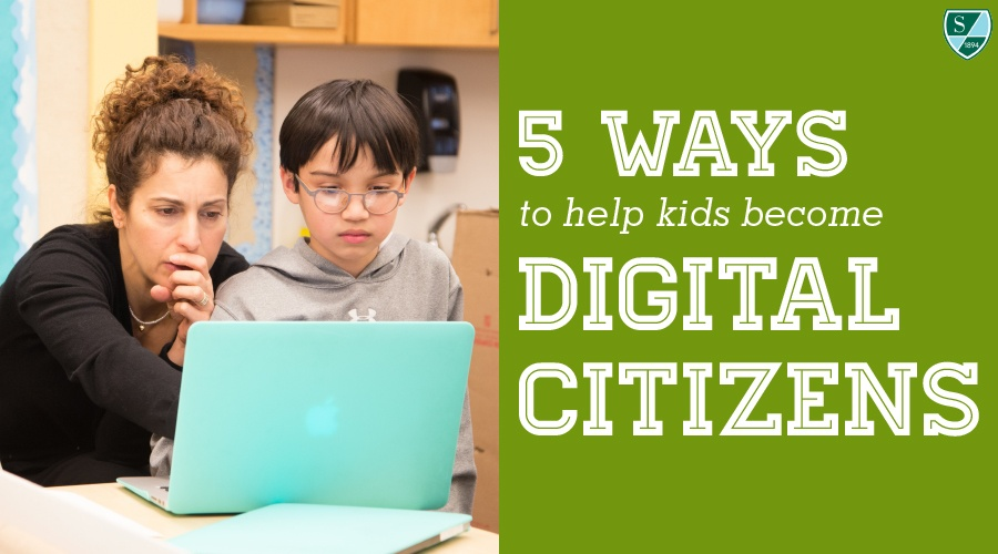 5 Ways to Help Kids Become Digital Citizens