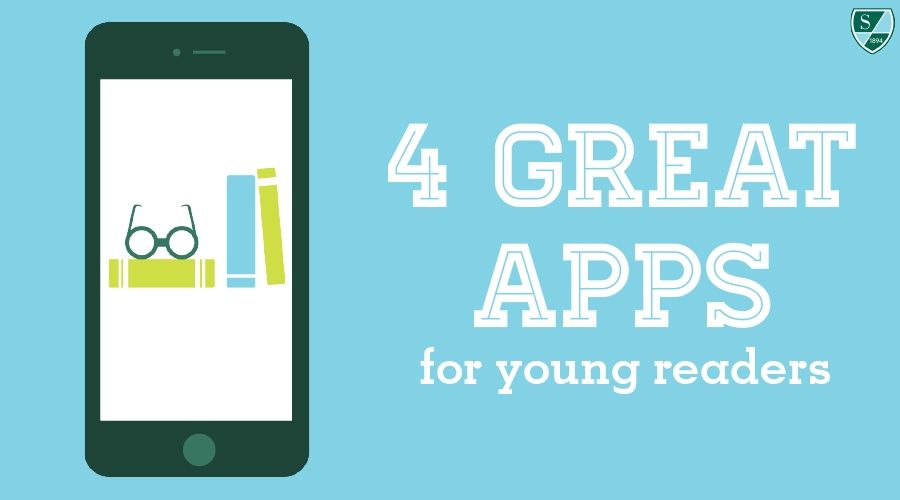 4 Great Apps for Young Readers