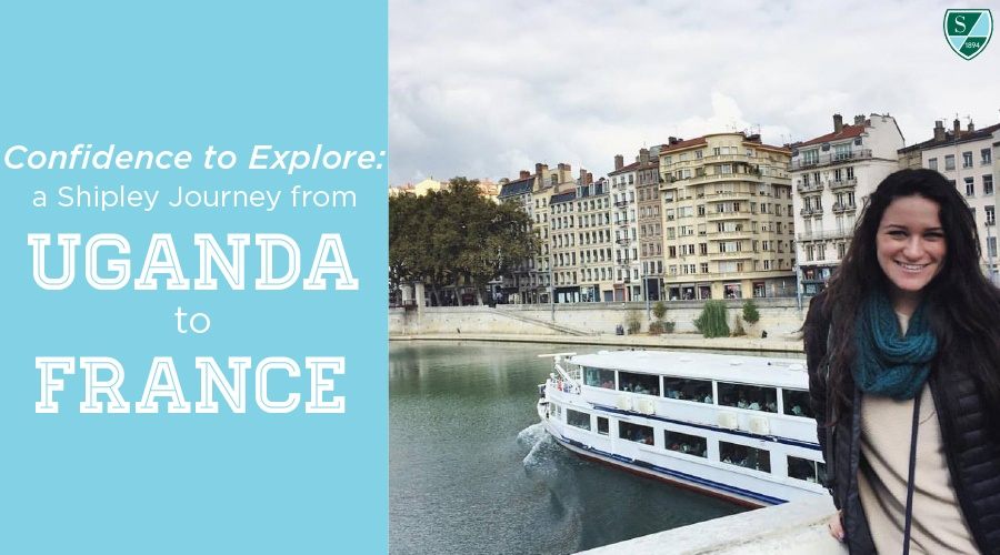Confidence to Explore: A Shipley Journey From Uganda to France