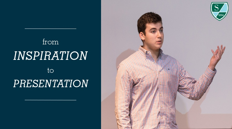 From Inspiration to Presentation: 4 Lessons Learned